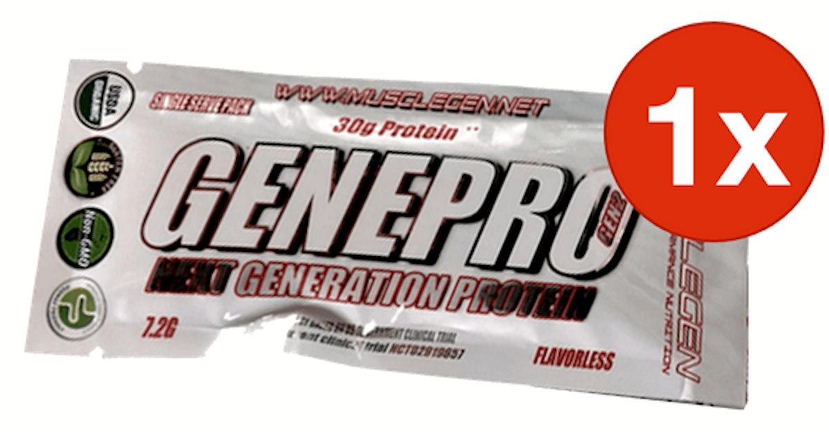 FREE GenePro Protein Sample...