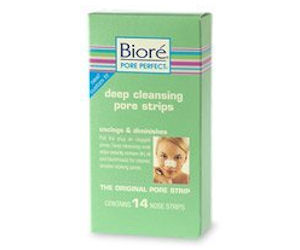 1st 40,000 Get a FREE Sample of Biore Nose Strip