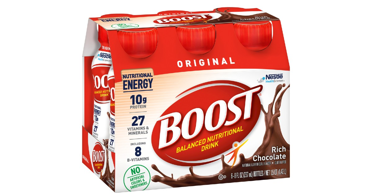 Boost Original Nutritional Drinks at CVS