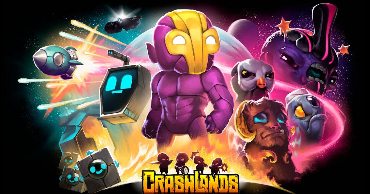 FREE Crashlands PC Game Downlo...