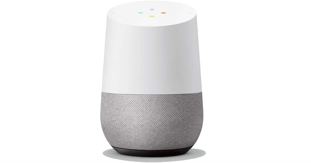 Google Home Speaker on Sale fo...