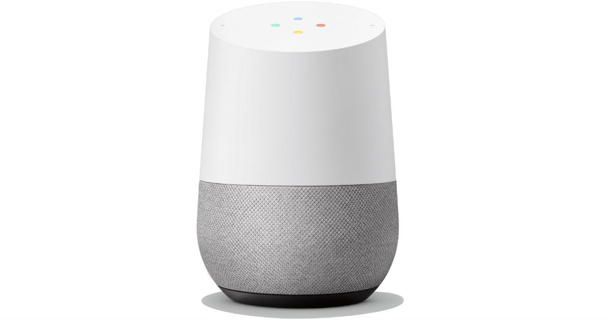 Google Home Speaker on Sale fo...