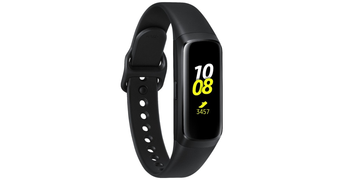 Samsung Galaxy Fit Activity Tracker + Heart Rate ONLY $59.99