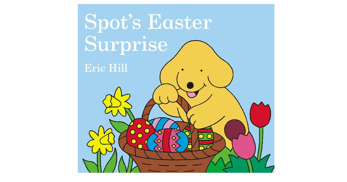 Spot's Easter Surprise Board Book ONLY $0.98 (Reg. $6)