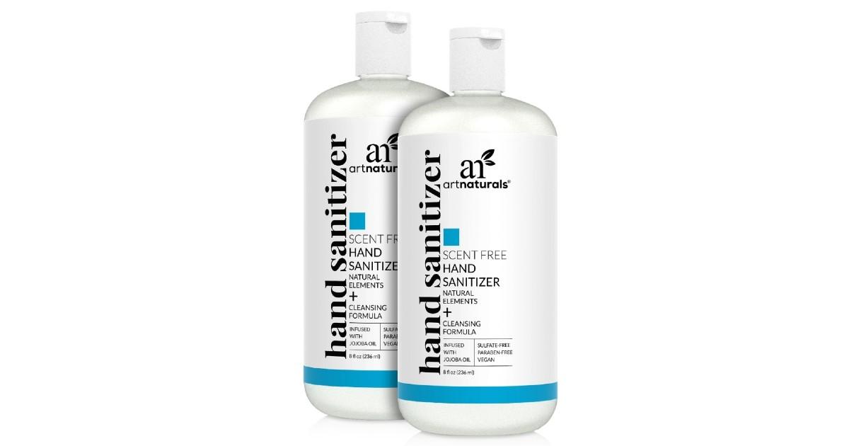 Art Naturals Hand Sanitizer In Stock NOW