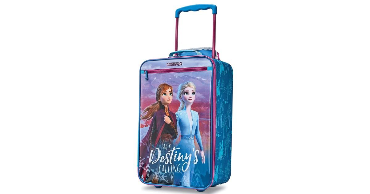 American Tourister Kids' Disney Luggage ONLY $31.49 on Amazon