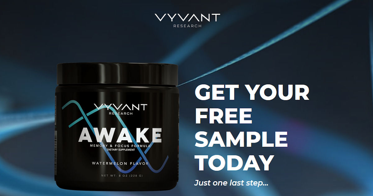 FREE Vyvant Research Awake Mem...