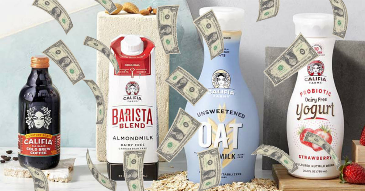 Califia Farms Non-Dairy Class Action Settlement