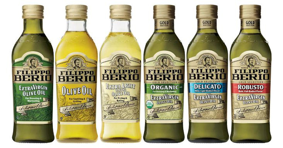 FREE Filippo Berio Recipe Book...