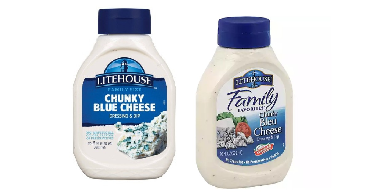 Litehouse Dressing ONLY $2.48.