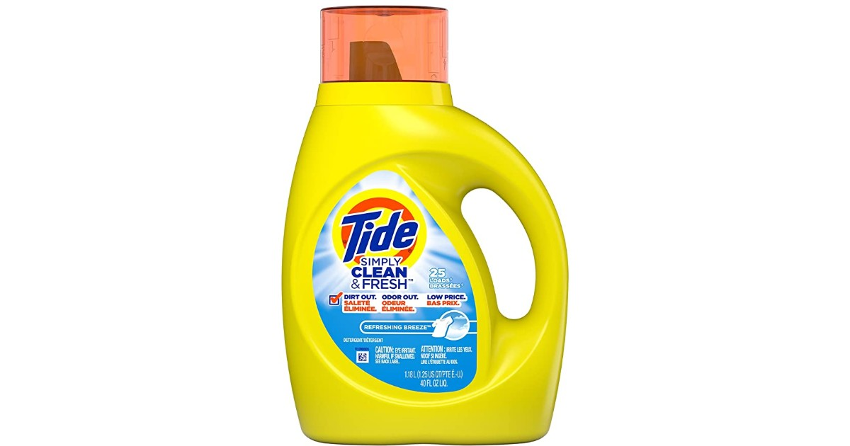 Tide Simply ONLY $2.44 at Walgreens