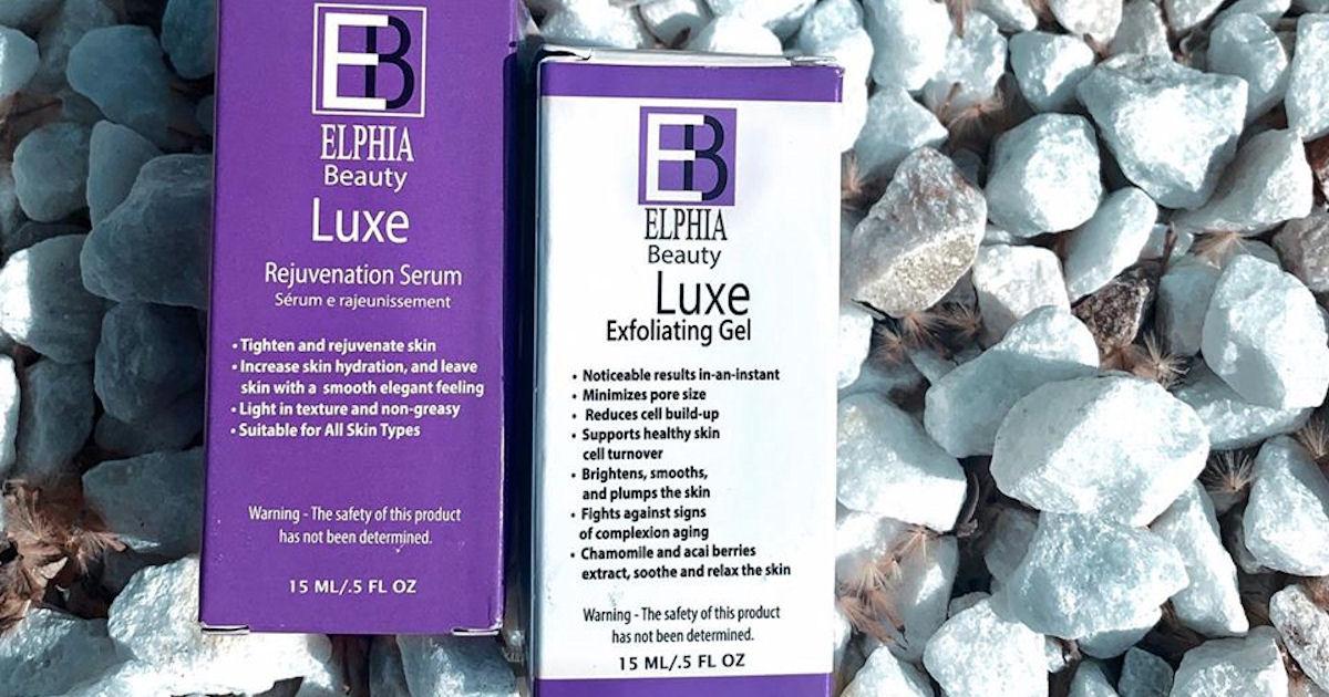 FREE Elphia Beauty Exfoliating...