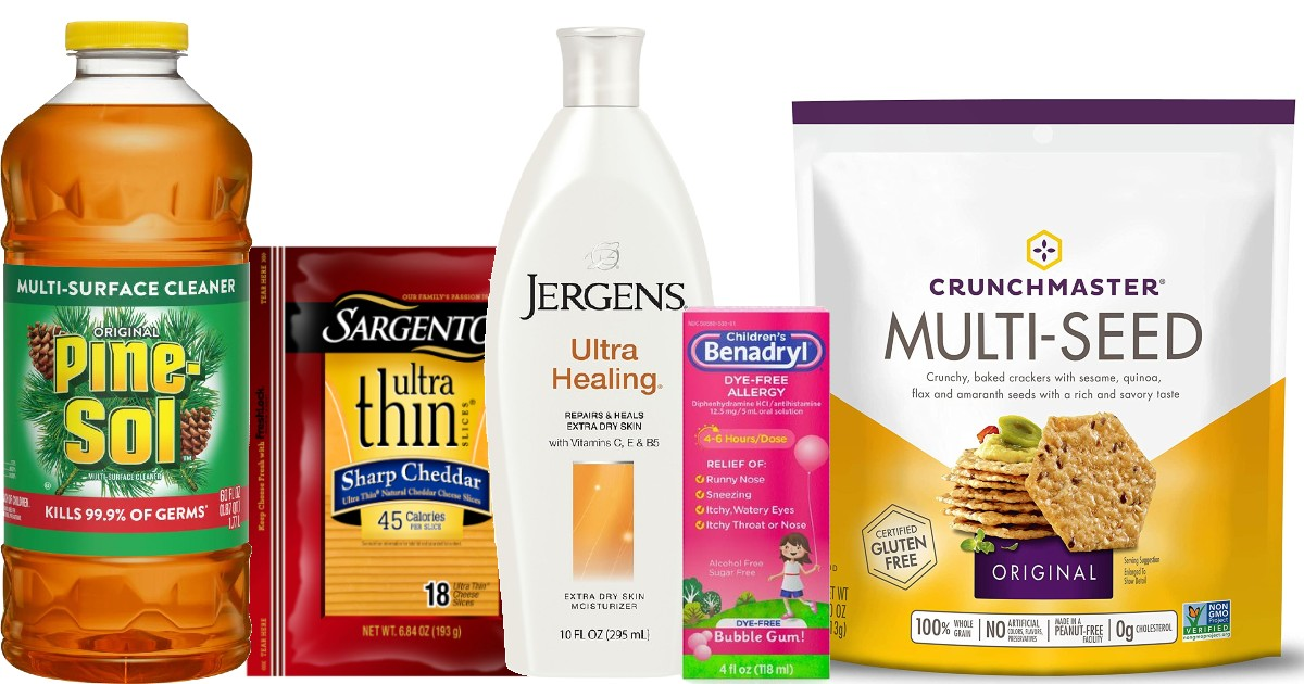 Over $43in New Printable Coupons from This Weekend