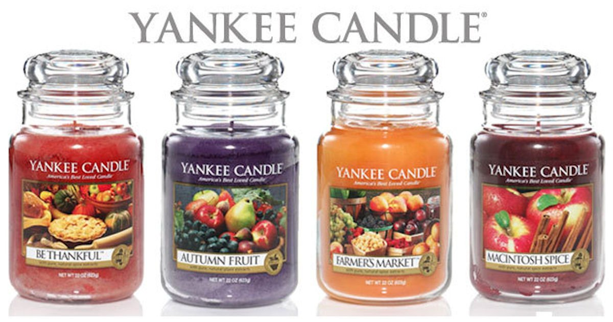 FREE Yankee Candle Birthday Gi...