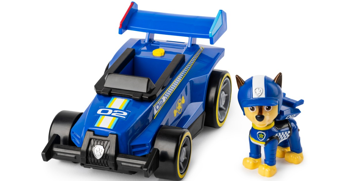 PAW Patrol Ready Race Rescue Deluxe Vehicle ONLY $9.84 (Reg $15)