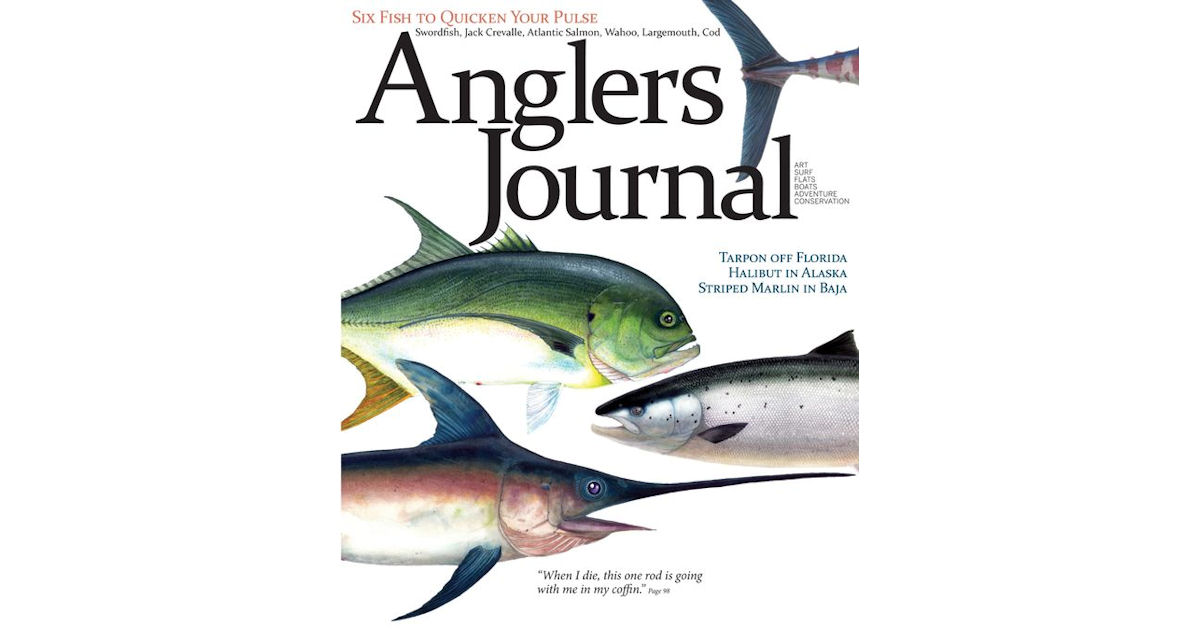 FREE Digital Issue of Anglers.