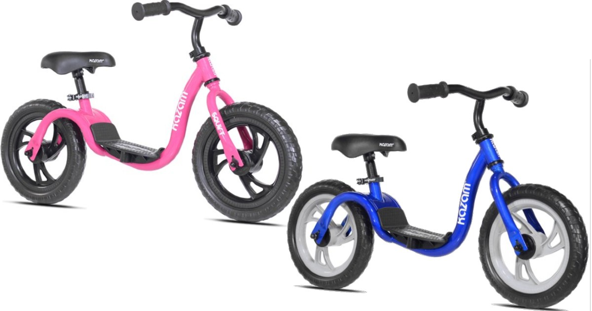 Balance Bikes for Kids ONLY $25 at Walmart!