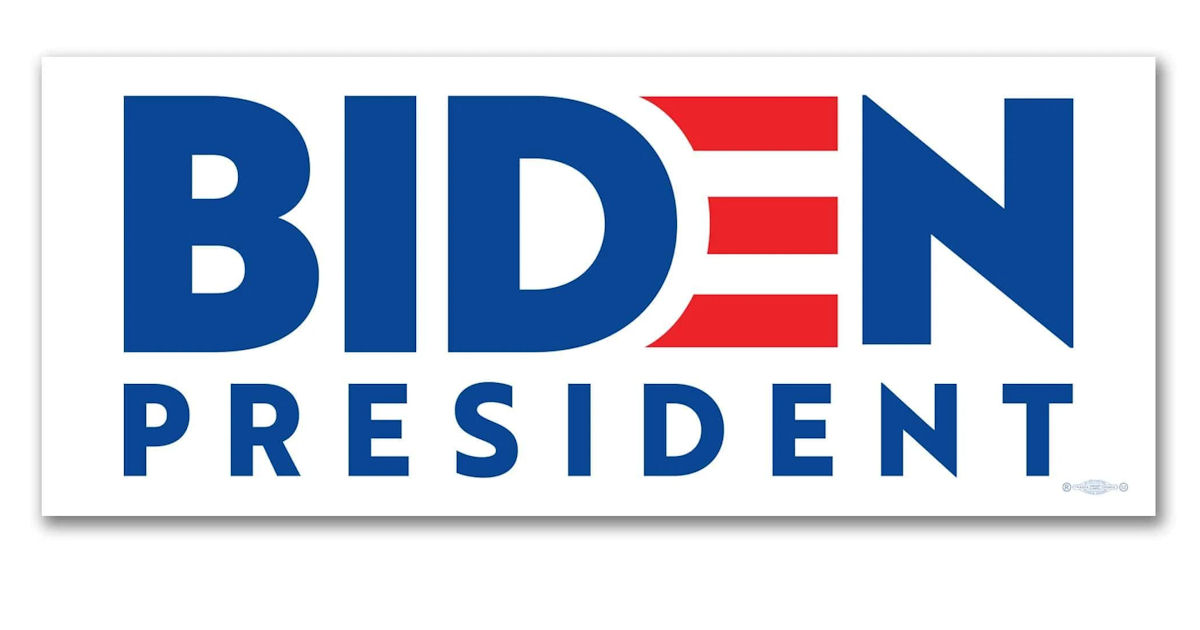 FREE Joe Biden for President S...