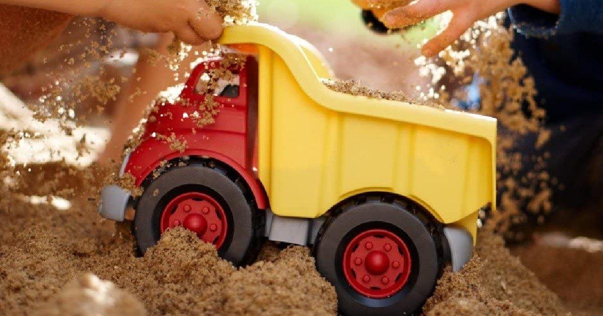 Green Toys Dump Truck ONLY $10.35 (Reg. $28)