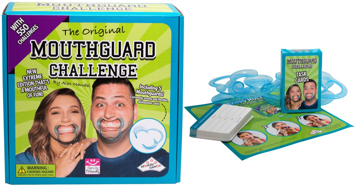 Mouthguard Challenge Extreme Edition ONLY $4.99 (Reg $15)