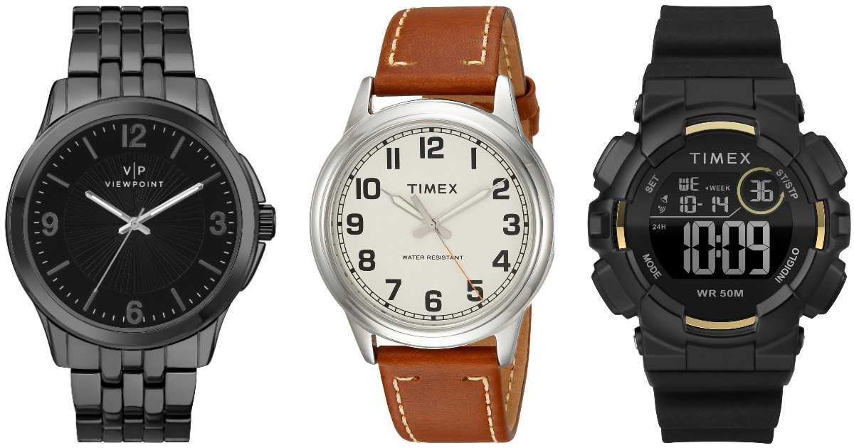 Timex Men's Watches Starting a...