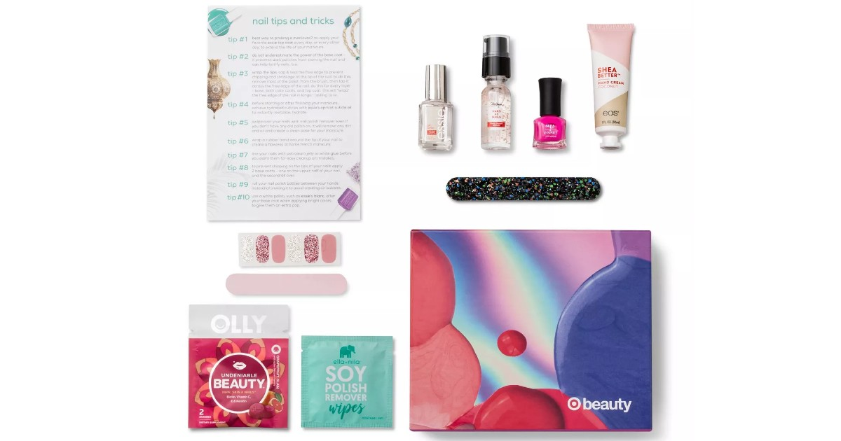 Target June Beauty Box ONLY $7 Shipped