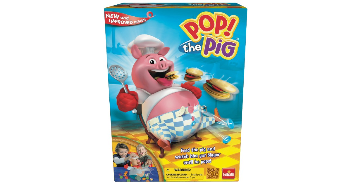 Pop the Pig Game at Walmart