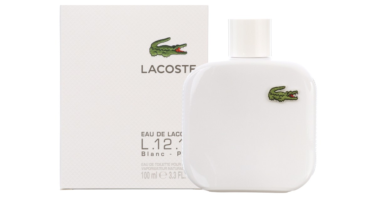 Lacoste Eau De Lacoste Cologne for Men ONLY $30 (Reg $82)