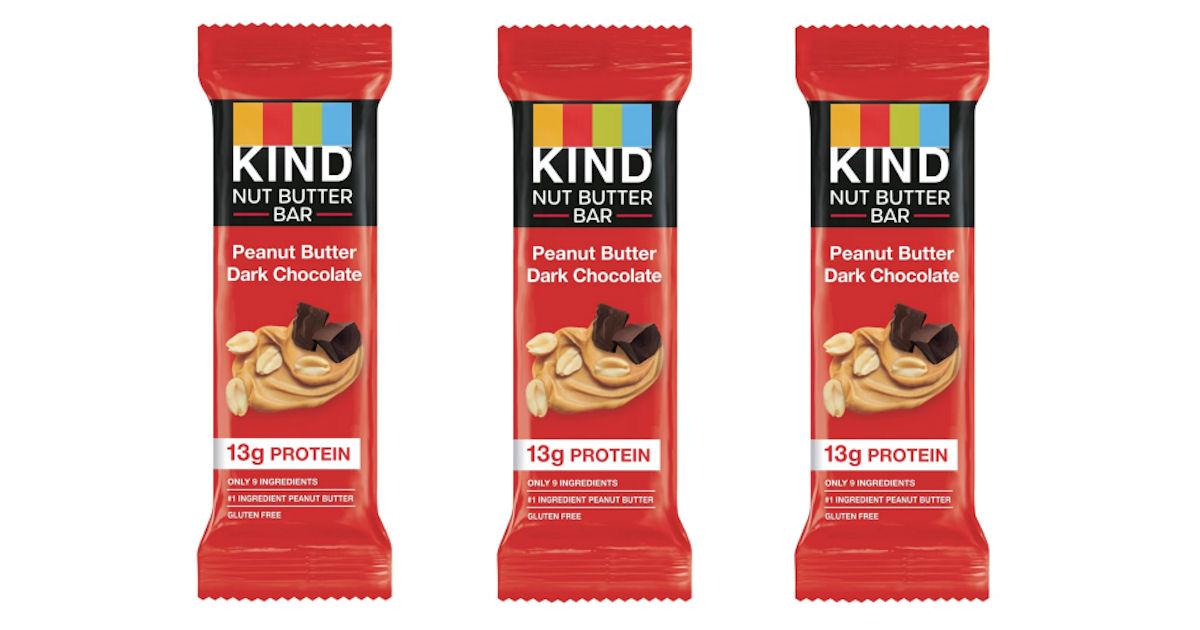 FREE KIND Nut Butter Bar at Target