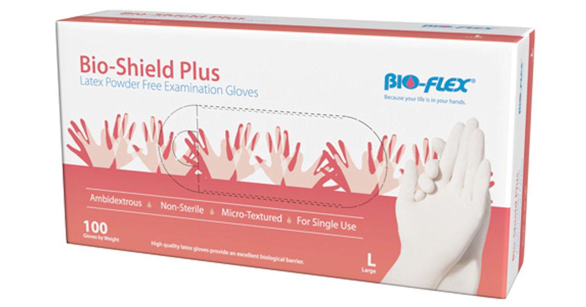 FREE Bio-Flex Nitrile or Latex...
