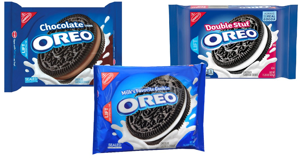 Oreo Chocolate Sandwich Cookies ONLY $1.99 at Walgreens