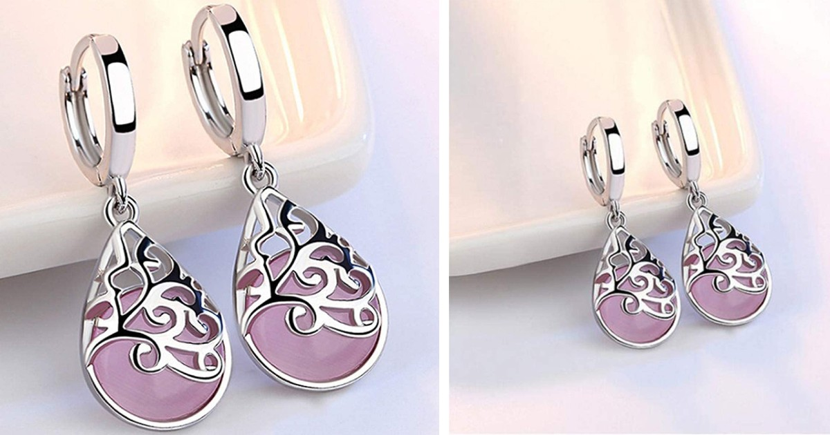 925 Sterling Silver Hypoallergenic Earring ONLY $1.65 Shipped