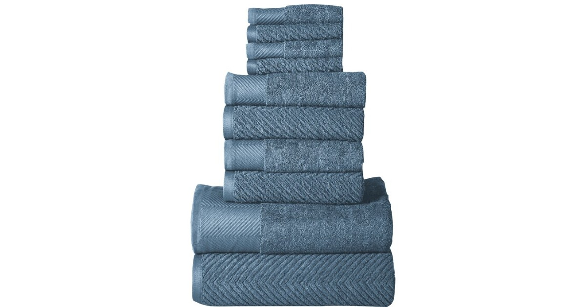 Save up to 74% on Bath Towels atWayfair