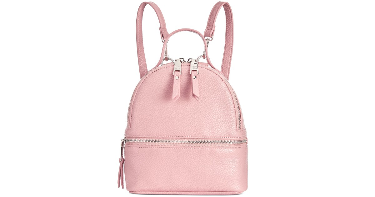 Steve Madden Jacki Convertible Backpack ONLY $28.73 (Reg $72)