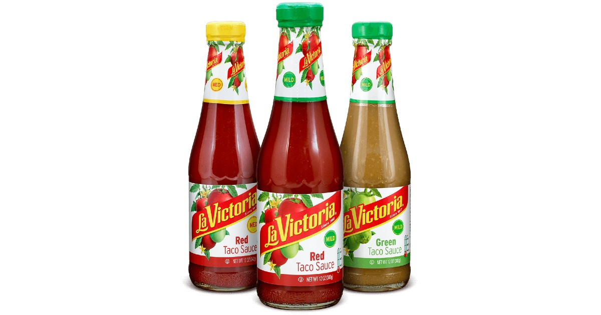 La Victoria Taco Sauce ONLY $0.79 at Walmart