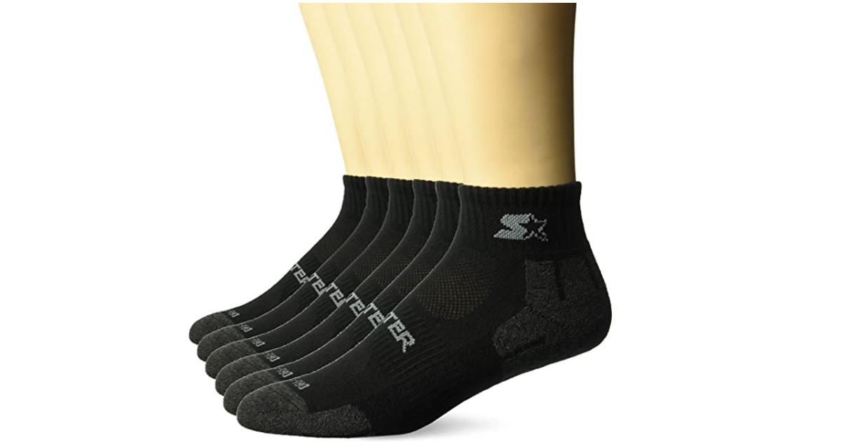/link_redirect.asp?lid=137562&u=Starter Men's 6-Pack Socks ONLY $5.00 (Reg. $15)