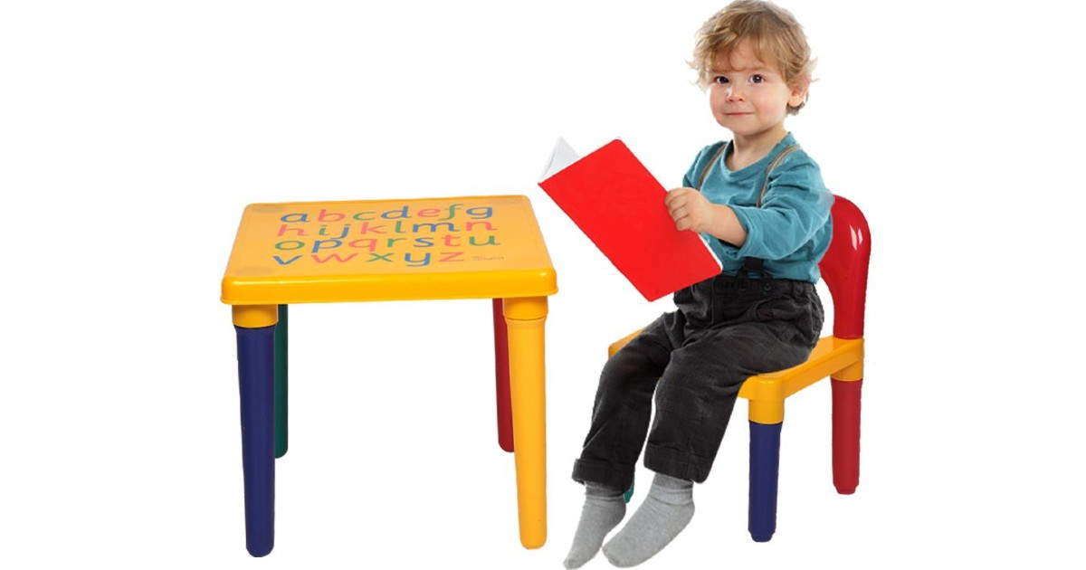 Kids Table & Chair Pla...