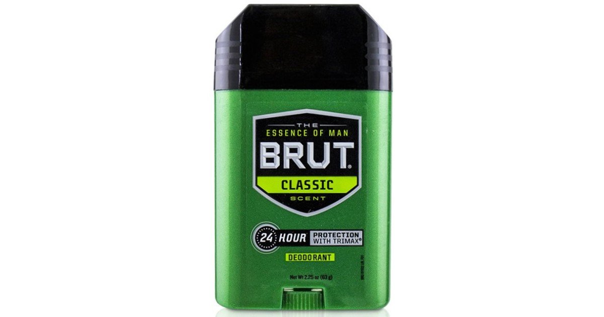 FREE Brut Classic Men's Deodorant at Kroger