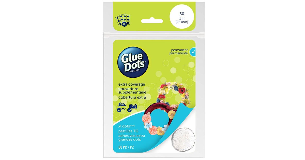 FREE Glue Dots Sample...