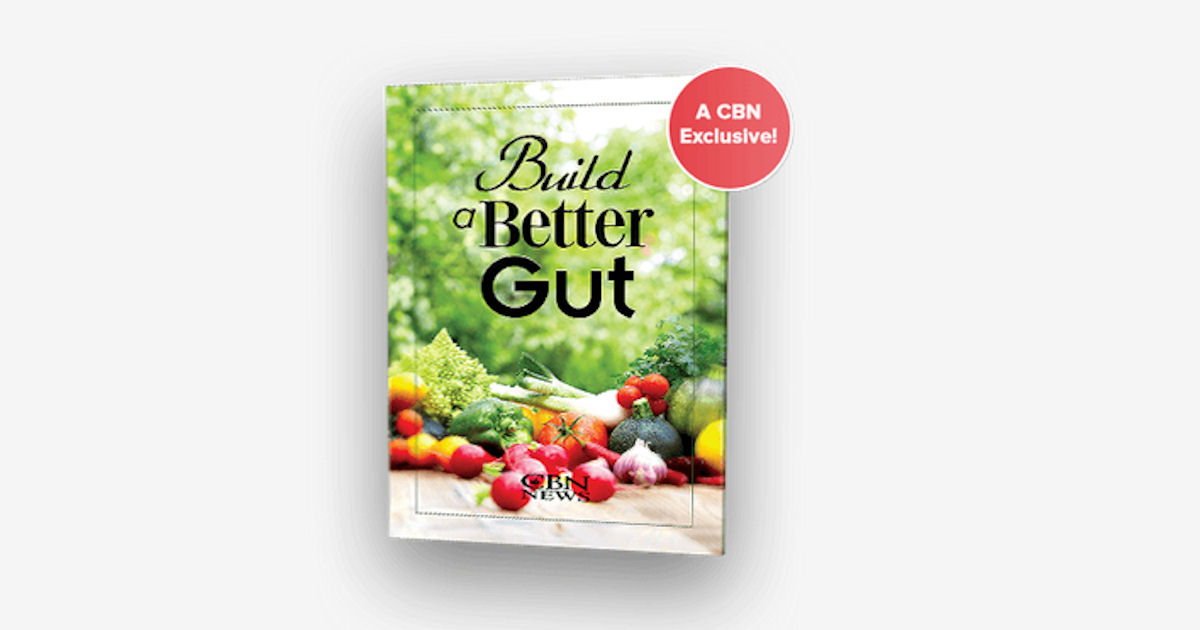FREE Build a Better Gut Bookle...