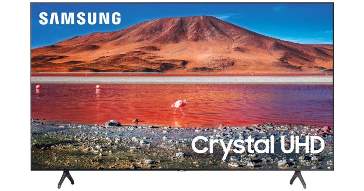 Samsung 55-Inch Smart TV ONLY $377.99 Shipped (Reg $700)