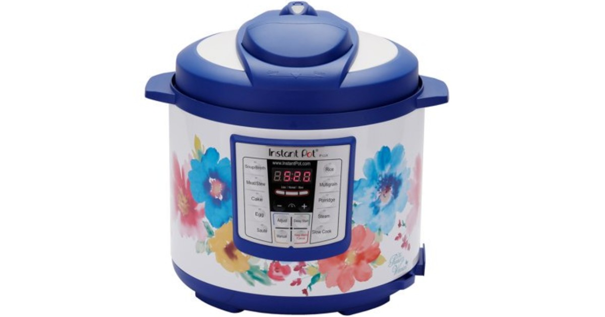 The Pioneer Woman Instant Pot ONLY $49 (Reg $99)