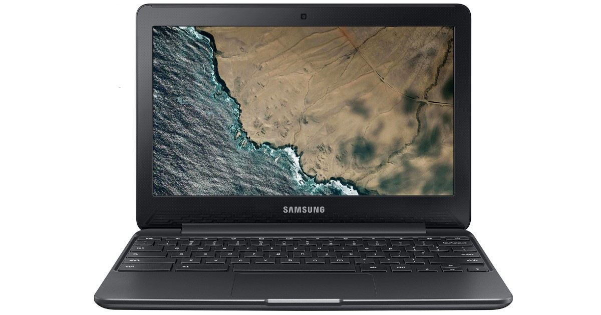 Samsung 11.6-In Chromebook 3 ONLY $99 (Reg $229)