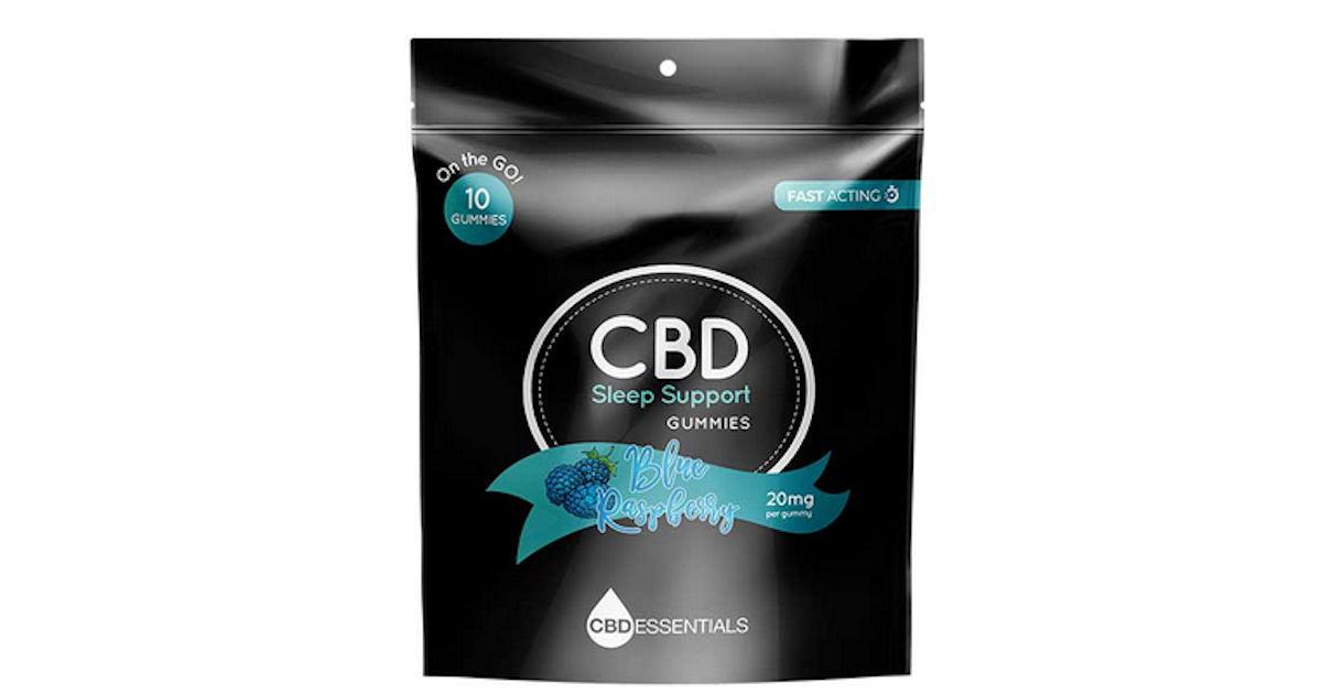 FREE CBD Essentials Sleep Supp...