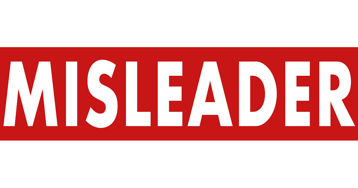 FREE Misleader Sticker