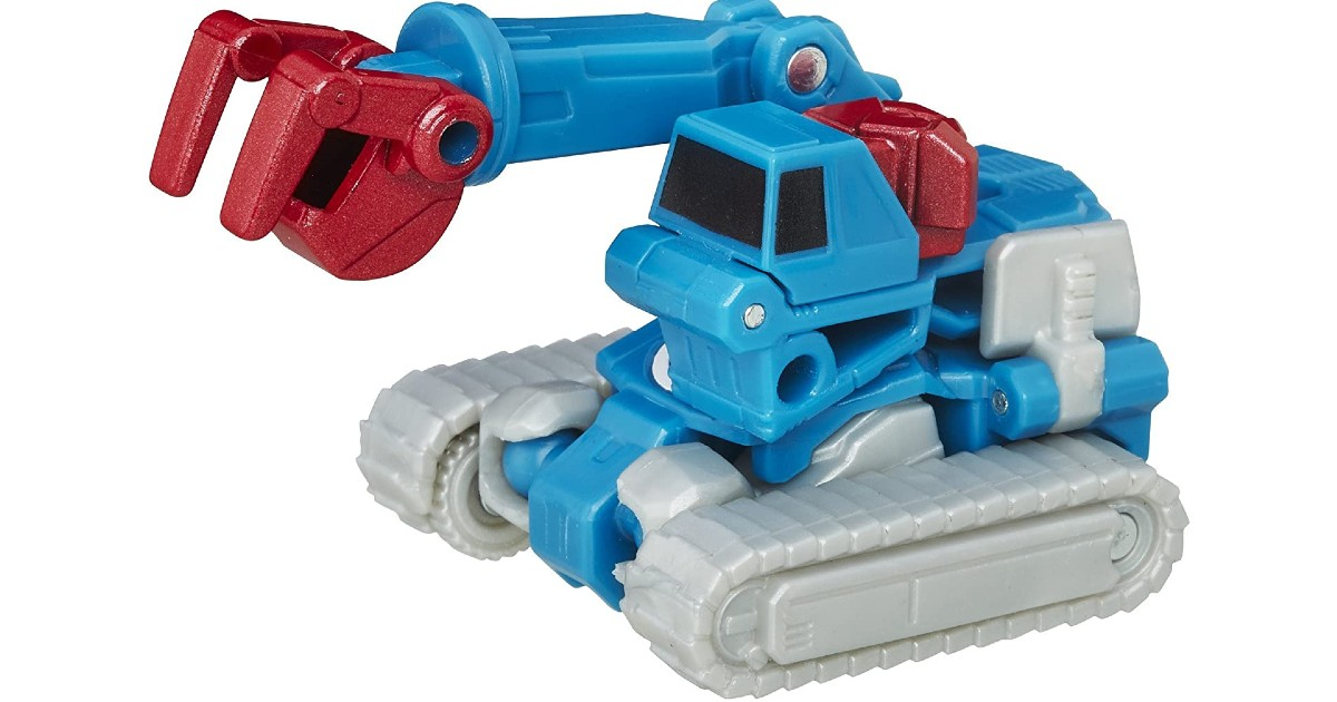 Transformers: Robots in Disguise ONLY $6.93 (Reg. $14)