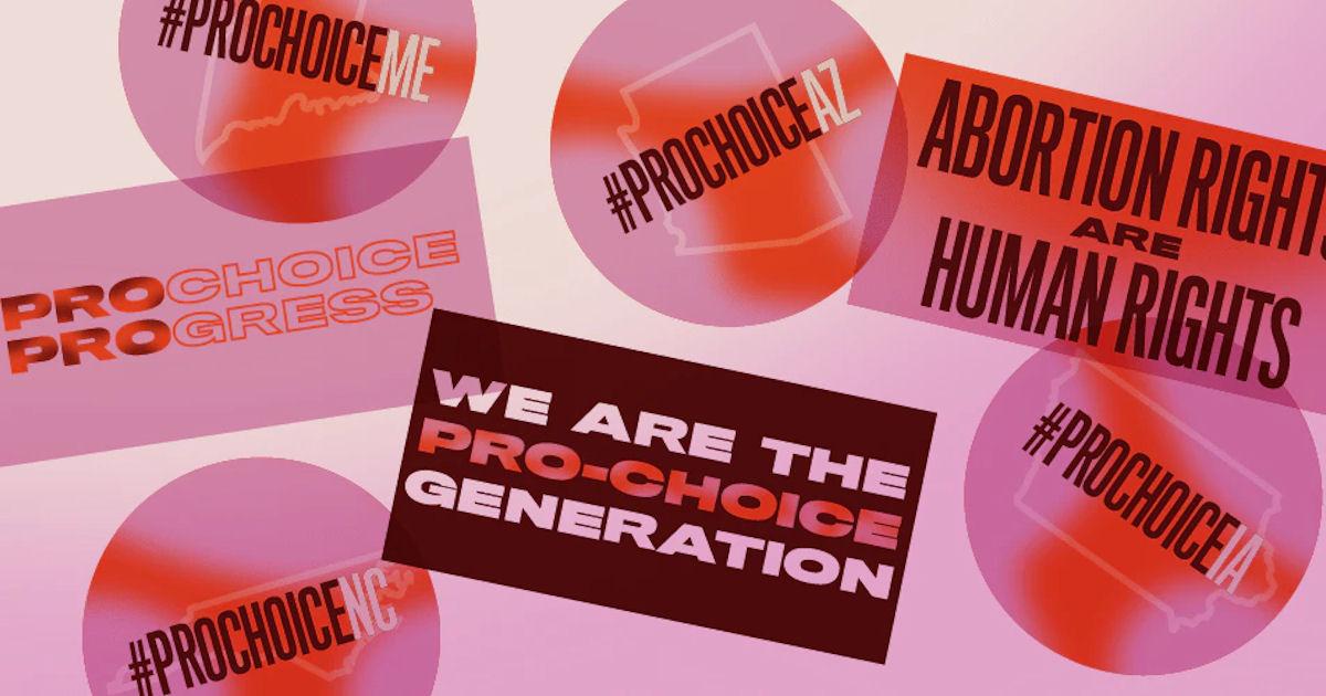FREE Pro-Choice Stickers