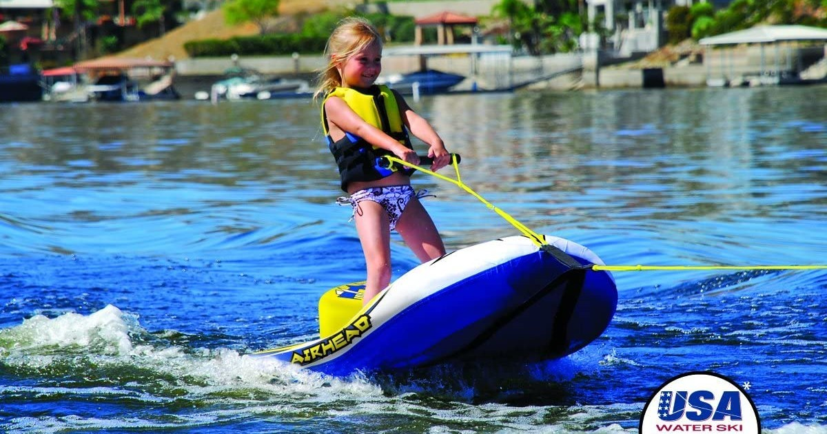 Airhead Inflatable Water Ski Trainer ONLY $119.99 (Reg $200)