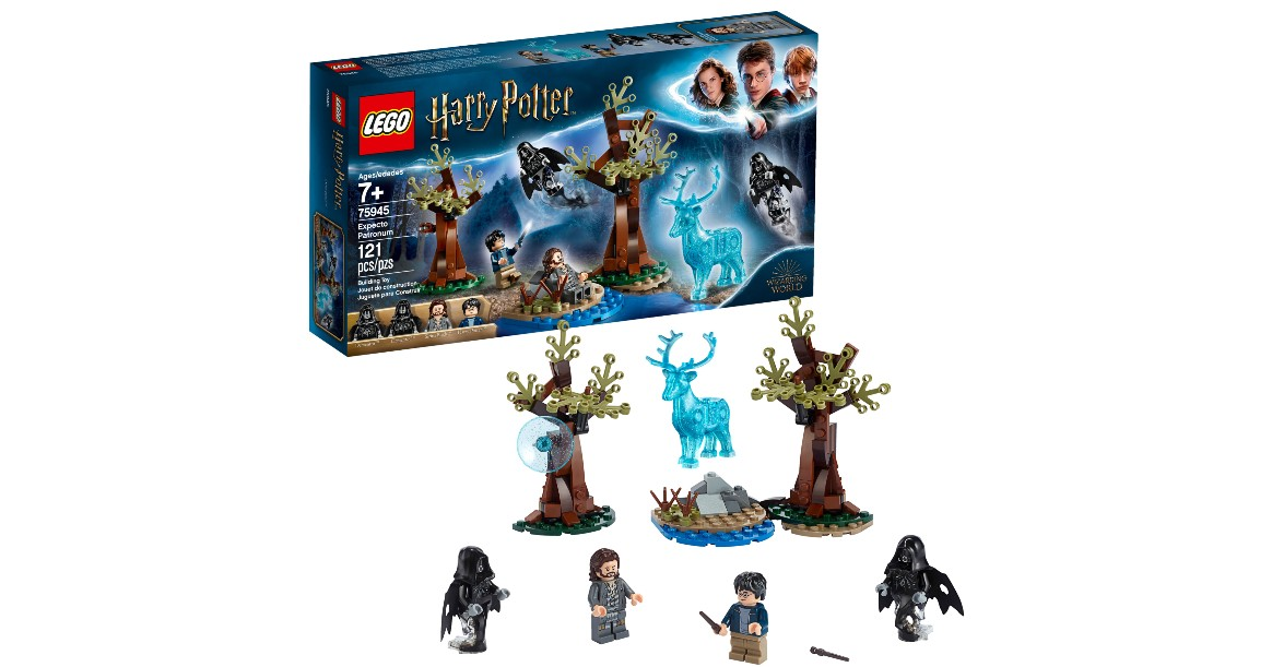 LEGO Harry Potter Expecto Building Set ONLY $12.49 (Reg $20)