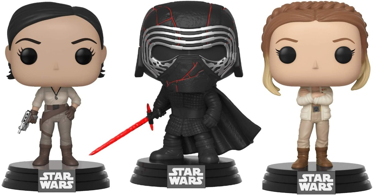 Funko Pop! Star Wars Characters ONLY $4.49 (Reg. $11)